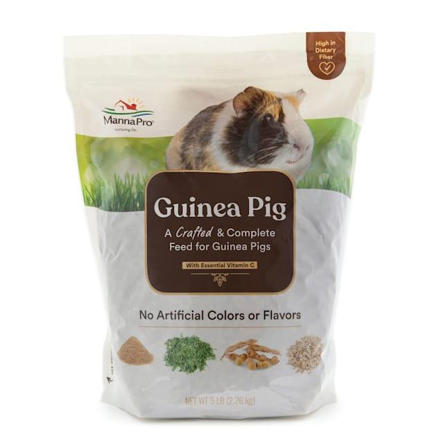 Manna Pro Guinea Pig Dry Food, 5 lbs. - Carousel image #1