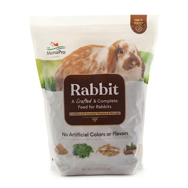 Manna Pro Rabbit Dry Food, 5 lbs. - Carousel image #1