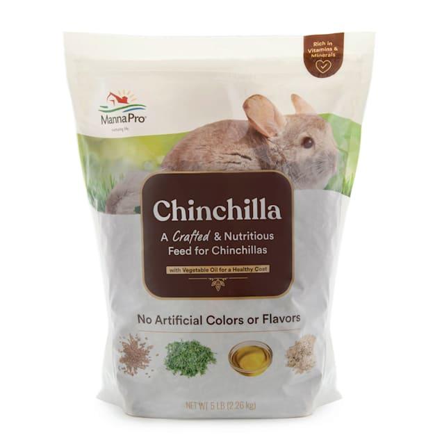 Manna Pro Chinchilla Dry Food, 5 lbs. - Carousel image #1