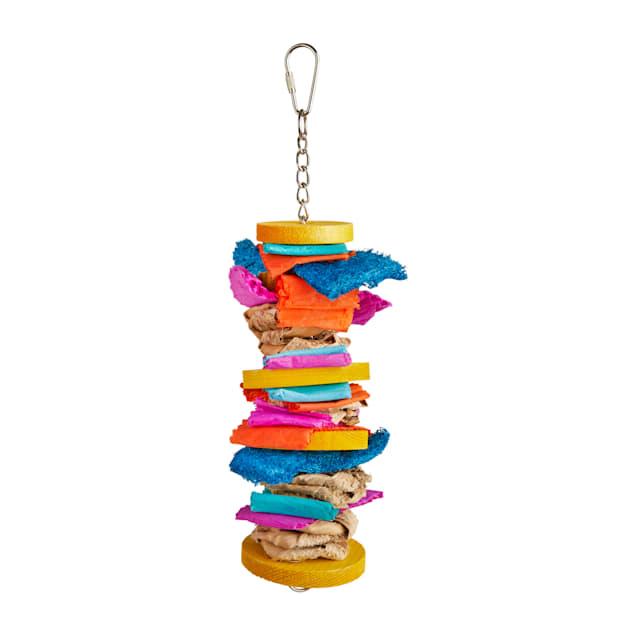 You & Me Make A Splash Preening Bird Toy, Medium - Carousel image #1