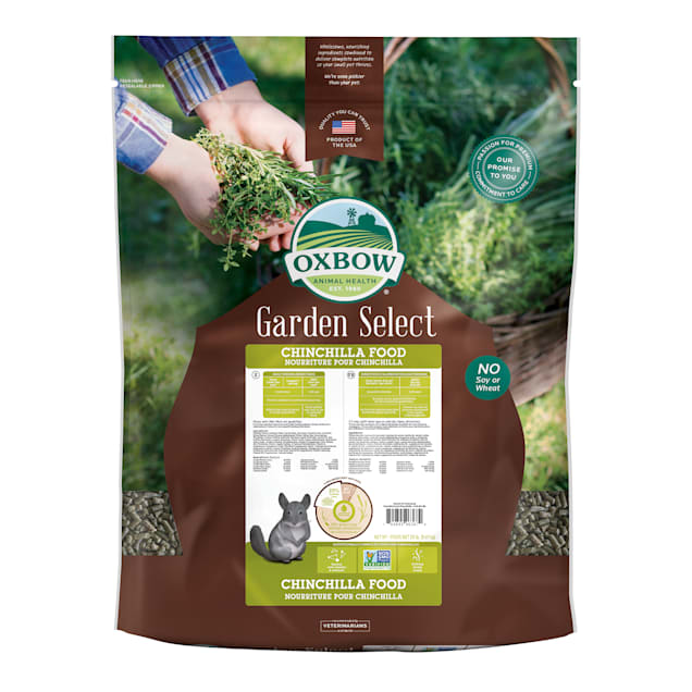 Oxbow Garden Select Chinchilla Food, 20 lbs. - Carousel image #1