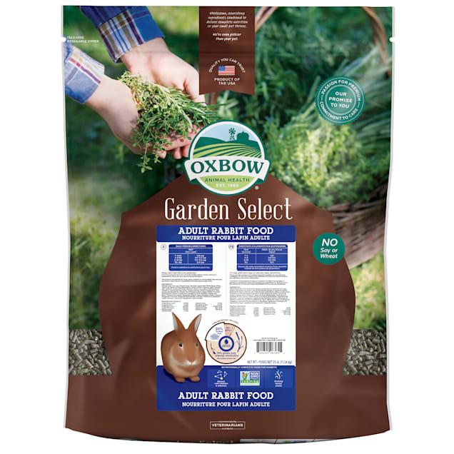 Oxbow Garden Select Adult Rabbit Food, 25 lbs. - Carousel image #1