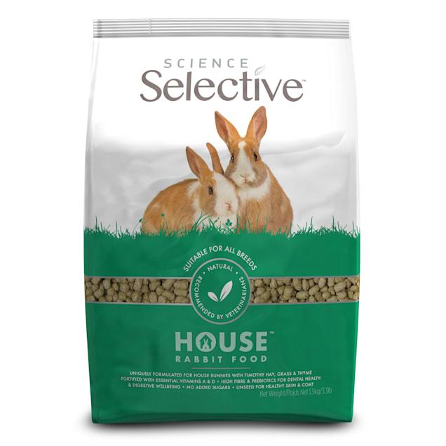 Supreme Science Selective House Rabbit Food, 3.3 lbs. - Carousel image #1