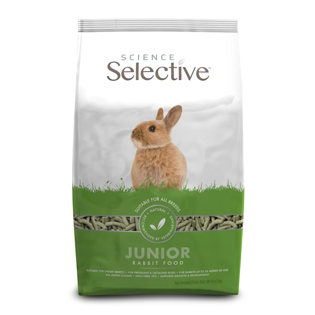 Supreme Science Selective Junior Rabbit Food, 4.38 lbs. - Carousel image #1
