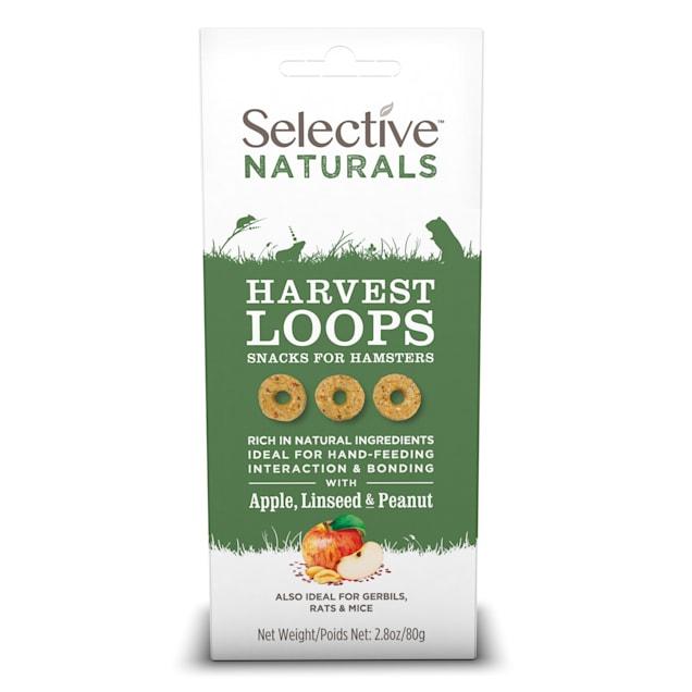 Supreme Science Selective Naturals Harvest Loops for Hamster, 2.8 oz. - Carousel image #1