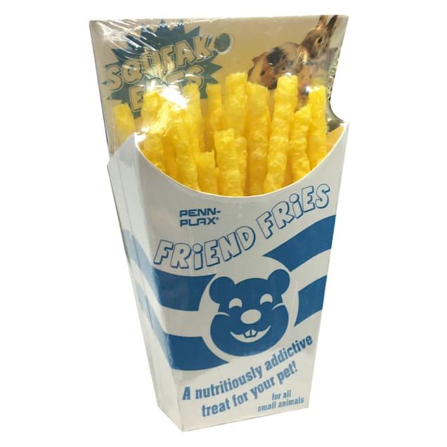 Penn Plax Friend Fries Treat for Small Animals, 1.8 oz. - Carousel image #1