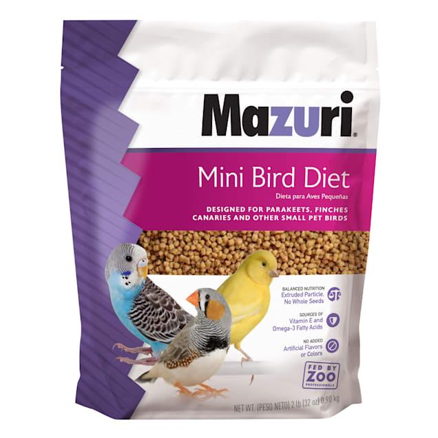 Mazuri Mini Bird Diet, 2 lbs. - Carousel image #1