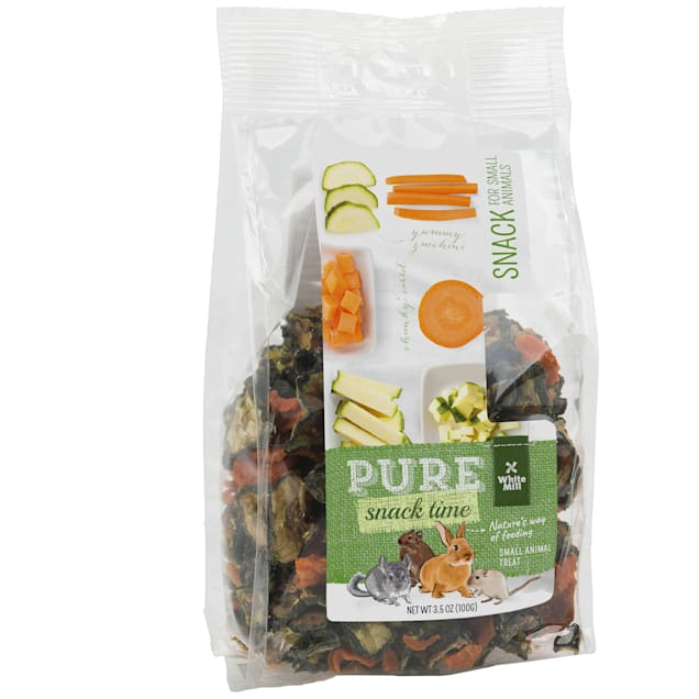 White Mill Veggie Snack Carrot & Cucumber Flavored Treats, 3.5 oz. - Carousel image #1