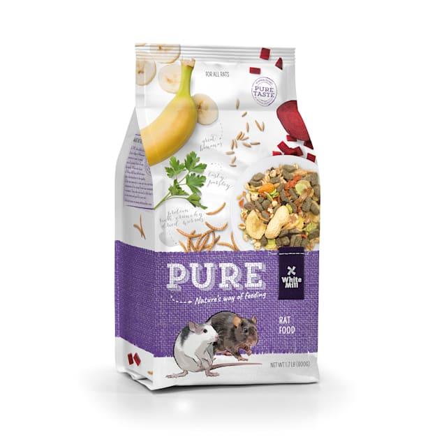 White Mill Seed Mixture Peanut & Banana Dry Rat Food, 1.7 lbs. - Carousel image #1