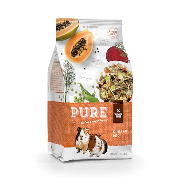 White Mill Seed Mixture Papaya & Peas Dry Guinea Pig Food, 5.5 lbs. - Carousel image #1
