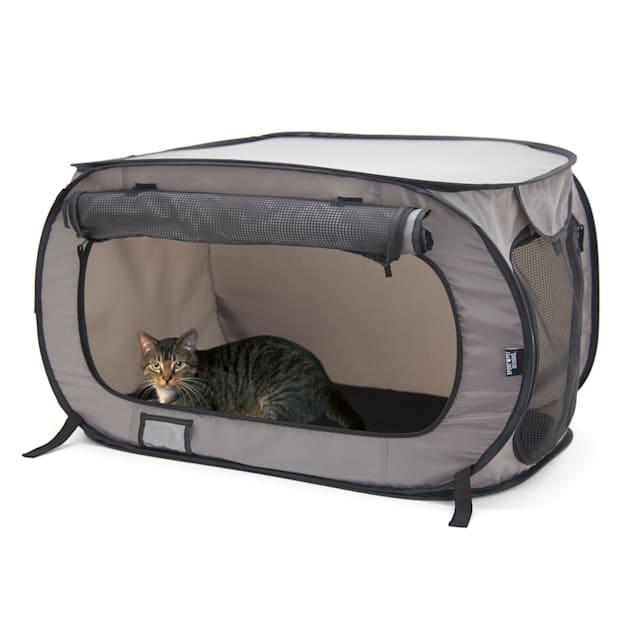 """Sport Pet Pop Open Cat Kennel, 31.8"""" L X 20"""" W X 20"""" H - Carousel image #1"""