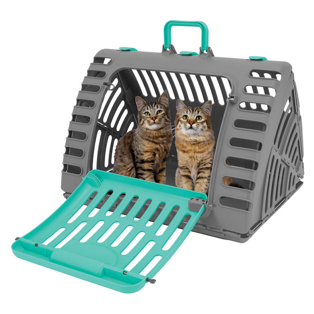 "Sport Pet Folding Cat Carrier, 18.9"" L X 23.1"" W X 17.3 "" H - Carousel image #1"