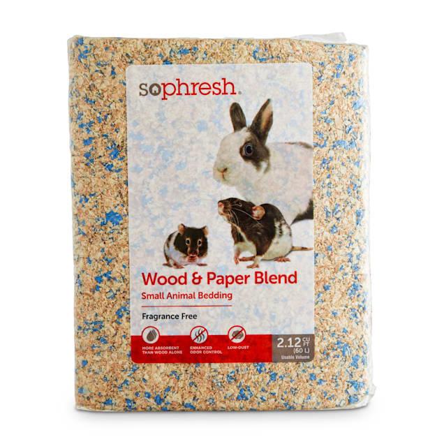 So Phresh Wood & Paper Blend Small Animal Bedding, 60 Liters - Carousel image #1