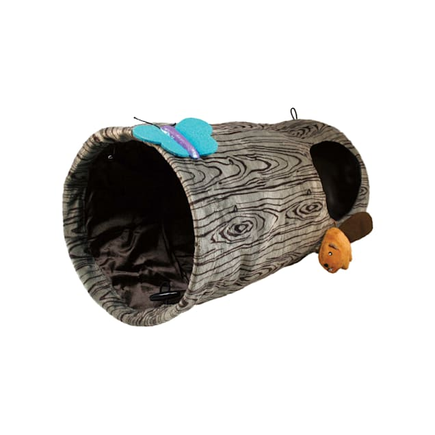 KONG Play Spaces Burrow Cat Toy - Carousel image #1