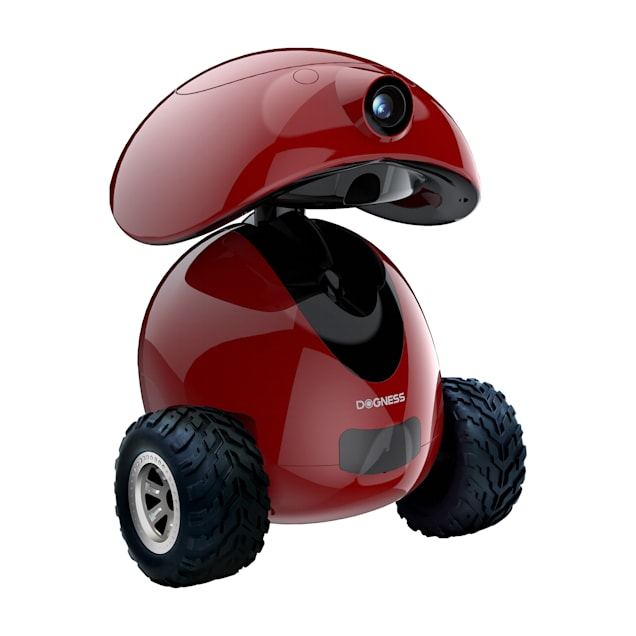 Dogness Smart iPet Red Robot - Carousel image #1
