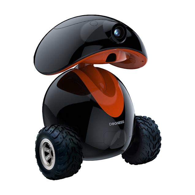 Dogness Smart iPet Black Robot - Carousel image #1