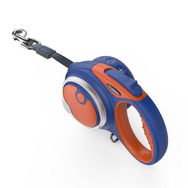 Dogness Smart Retractable Blue Leash Boxed Set, 13' L - Carousel image #1