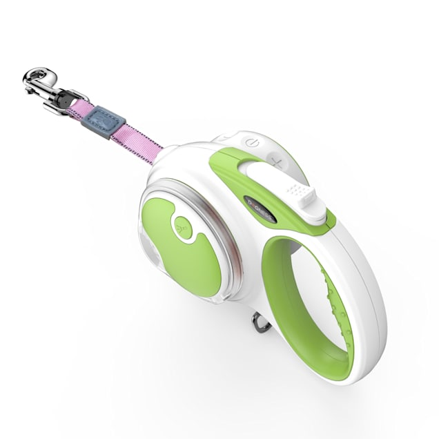 Dogness Smart Retractable Green Leash Boxed Set, 13' L - Carousel image #1