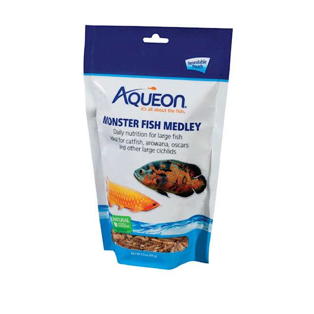 Aqueon Monster Fish Medley, 3.5 oz. - Carousel image #1