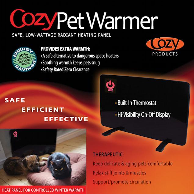 Cozy Pet Warmer Safe Pet Space Heater, 200 watts - Carousel image #1