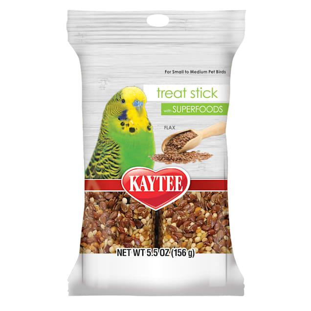 Kaytee Flax Avian Treat Stick with Superfood, 5.5 oz. - Carousel image #1
