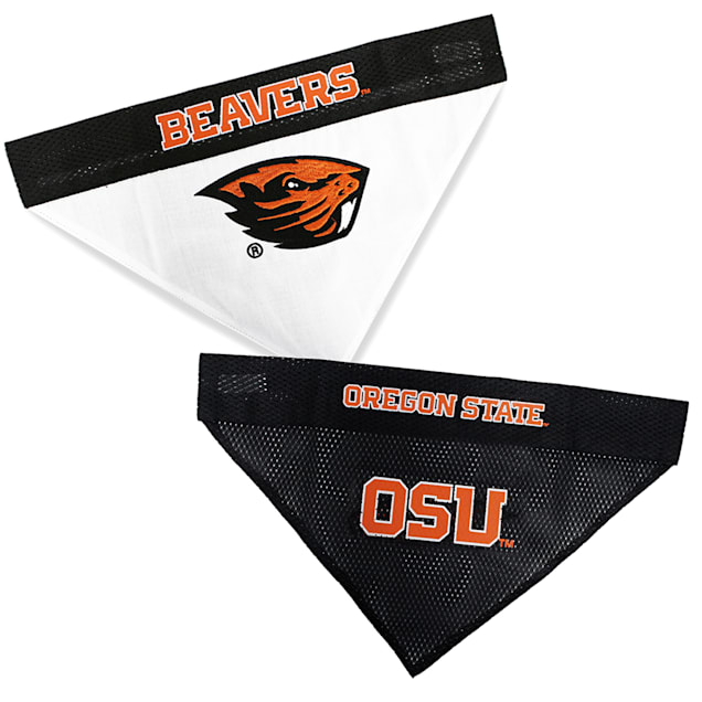 Pets First Oregon State Reversible Bandana for Dogs, Small/Medium - Carousel image #1