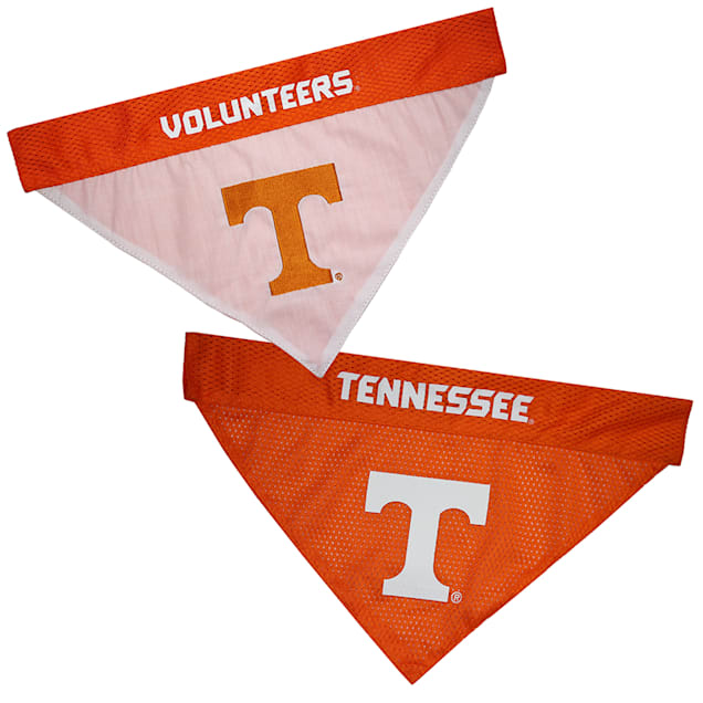 Pets First Tennessee Reversible Bandana for Dogs, Small/Medium - Carousel image #1