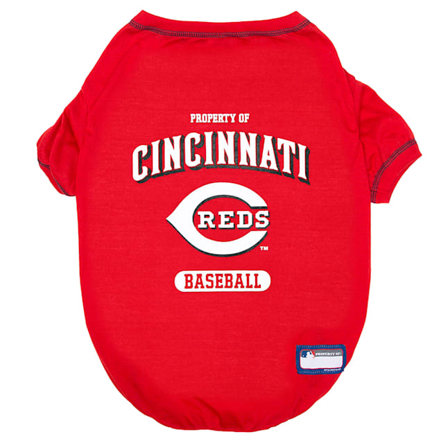 Pets First Cincinnati Reds Tee Shirt for Dogs, X-Small - Carousel image #1