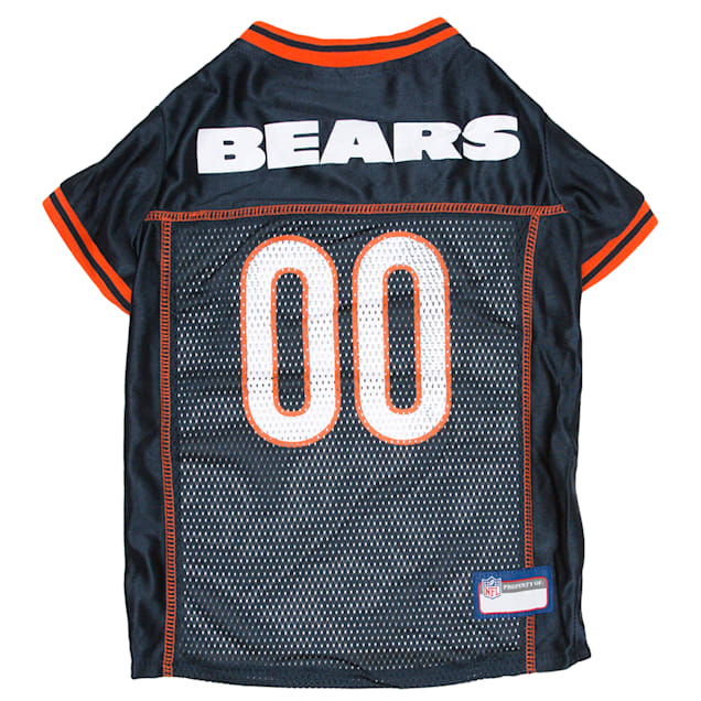 Pets First Chicago Bears Mesh Jersey for Dogs, XX-Large - Carousel image #1