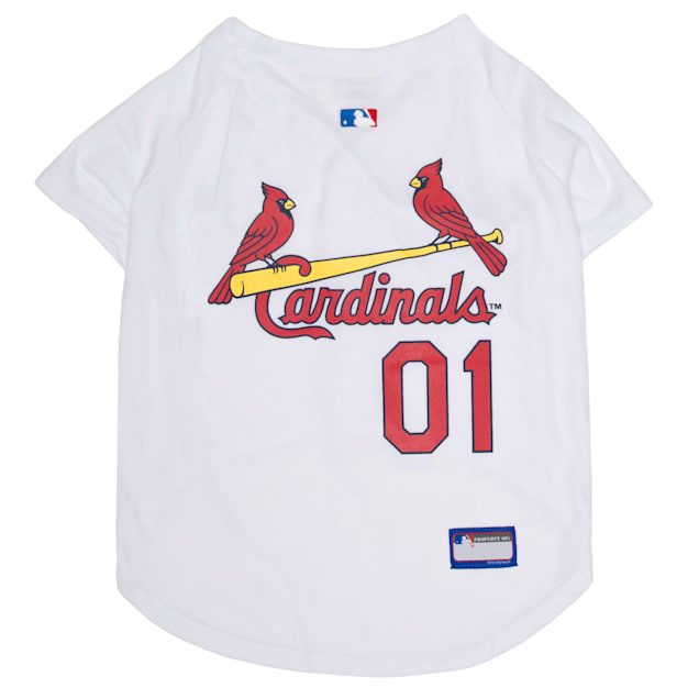 Pets First St. Louis Cardinals Jersey for Dogs, XX-Large - Carousel image #1