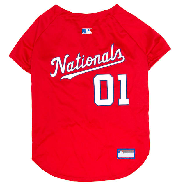Pets First Washington Nationals Jersey for Dogs, XX-Large - Carousel image #1