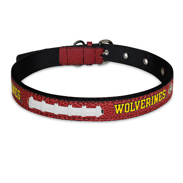 Pets First Michigan Signature Pro Collar for Dogs, Small - Carousel image #1