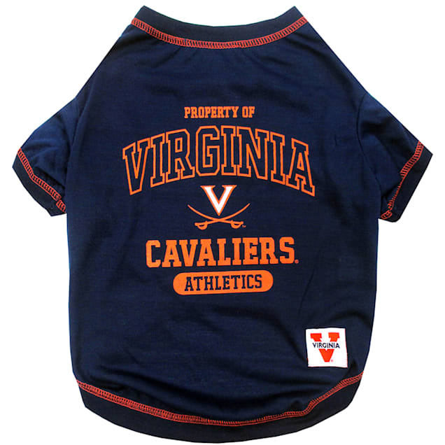 Pets First Virginia Tee Shirt for Dogs, X-Small - Carousel image #1
