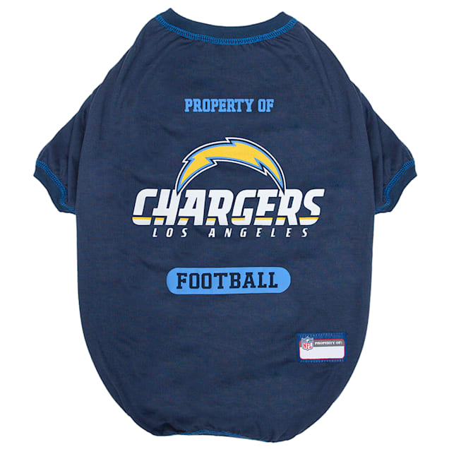 Pets First Los Angeles Chargers Tee Shirt for Dogs, X-Large - Carousel image #1