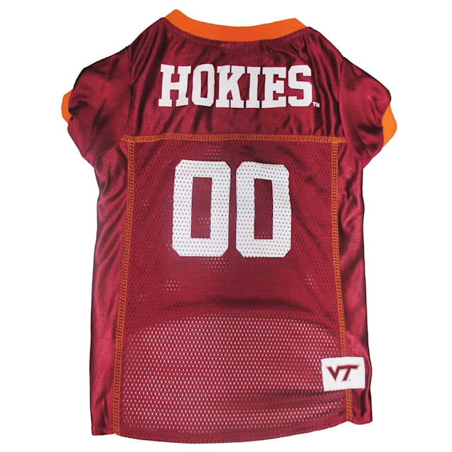 Pets First Va Tech Jersey for Dogs, X-Small - Carousel image #1