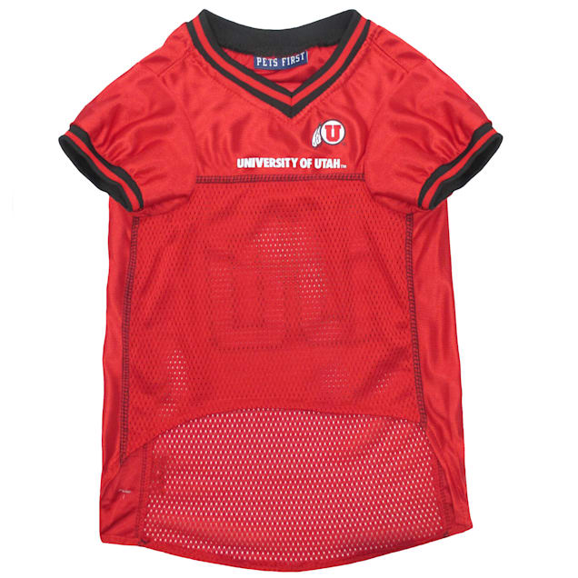 Pets First Utah Mesh Jersey for Dogs, X-Small
