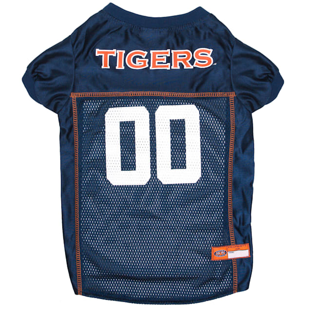 Pets First Auburn Mesh Jersey for Dogs, XX-Large - Carousel image #1