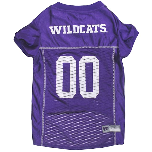 Pets First Kansas State Mesh Jersey for Dogs, X-Small - Carousel image #1