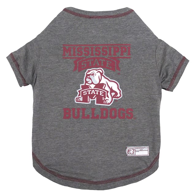 Pets First Mississippi State Tee Shirt for Dogs, X-Small - Carousel image #1