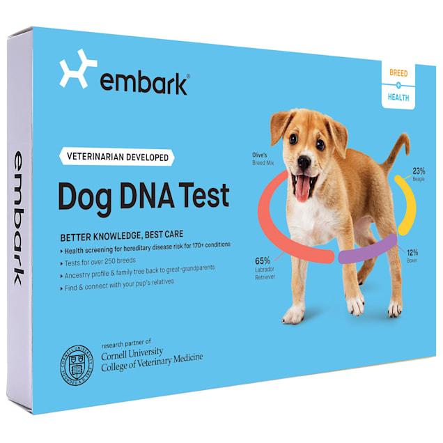 Embark Vet Breed & Health Dog DNA Test - Carousel image #1