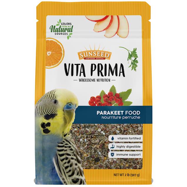 Sun Seed Vita Prima Parakeet Food, 2 lbs. - Carousel image #1