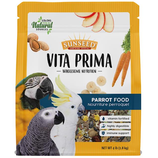 Sun Seed Vita Prima Parrot Food, 4 lbs. - Carousel image #1