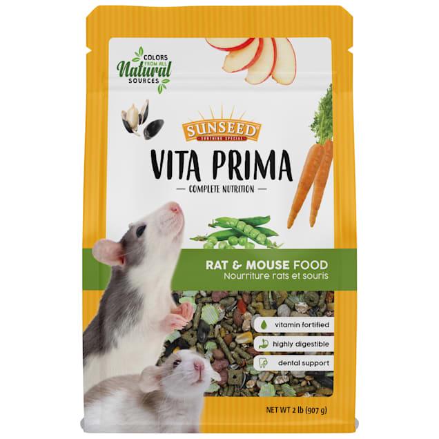 Sun Seed Vita Prima Rat & Mouse Food, 2 lbs. - Carousel image #1