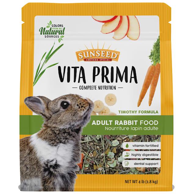 Sun Seed Vita Prima Adult Rabbit Food, 4 lbs. - Carousel image #1
