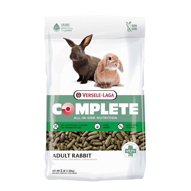 Versele-Laga Complete All-In-One Adult Rabbit Food, 3 lbs. - Carousel image #1