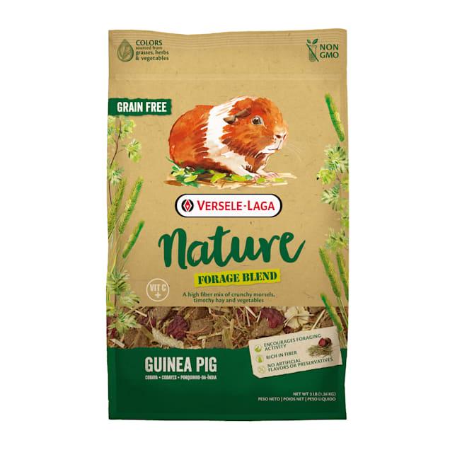 Versele-Laga Nature Forage Blend Guinea Pig Food, 3 lbs. - Carousel image #1