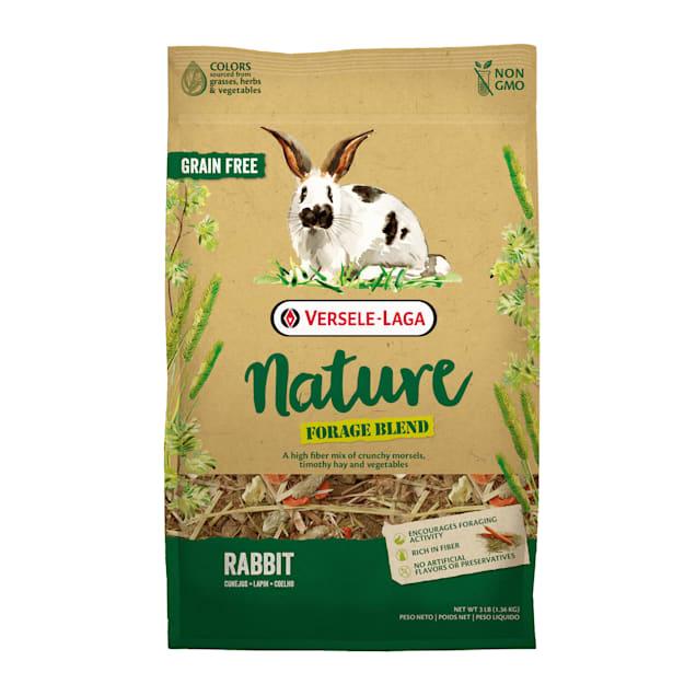 Versele-Laga Nature Forage Blend Rabbit Food, 3 lbs. - Carousel image #1