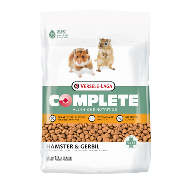 Versele-Laga Complete All-In-One Hamster and Gerbil Food, 2.5 lbs. - Carousel image #1