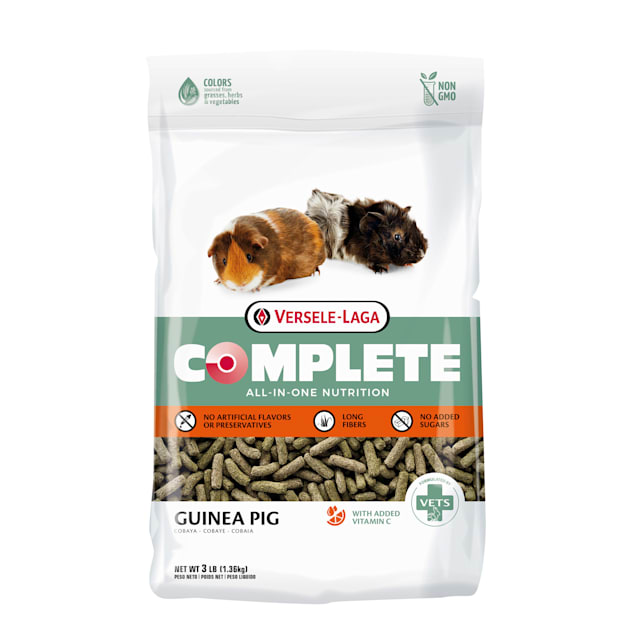 Versele-Laga Complete All-In-One Guinea Pig Food, 3 lbs. - Carousel image #1