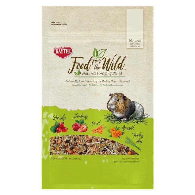 Kaytee Food from the Wild Guinea Pig Food, 4 lbs. - Carousel image #1